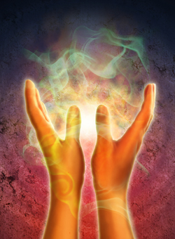 Reiki Healing Hands with Prana